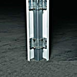 in-ground anchor optional feature for 2000 series shelter